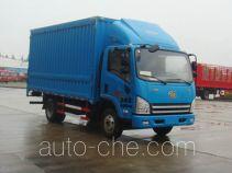 Sutong (FAW) PDZ5040XYKAE4 автофургон с подъемными бортами (фургон-бабочка)