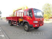 Sutong (FAW) PDZ5160JSQA truck mounted loader crane