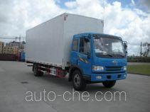 Sutong (FAW) PDZ5160XYK автофургон с подъемными бортами (фургон-бабочка)