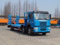 Sutong (FAW) PDZ5250TDPAE4 low flatbed truck