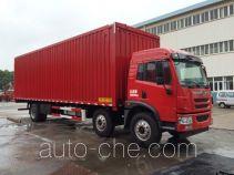 Sutong (FAW) PDZ5250XYKAE4 автофургон с подъемными бортами (фургон-бабочка)