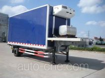 Sutong (FAW) PDZ9120XLC refrigerated trailer