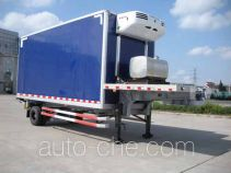 Sutong (FAW) refrigerated trailer