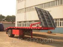 Sutong (FAW) PDZ9180P flatbed trailer