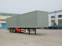 Sutong (FAW) PDZ9280XXY box body van trailer