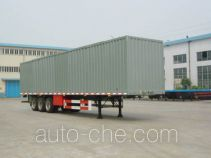 Sutong (FAW) PDZ9400XXY box body van trailer