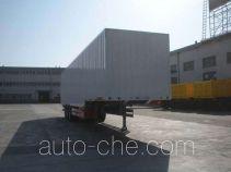 Sutong (FAW) PDZ9401XXY box body van trailer