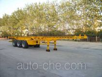 Jilu Hengchi PG9400TJZ container transport trailer