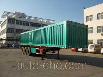 Jilu Hengchi PG9400ZLJ garbage trailer