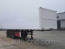 Jilu Hengchi PG9401P flatbed trailer