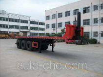 Jilu Hengchi PG9401ZZXP flatbed dump trailer