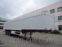 Jilu Hengchi PG9402XXY box body van trailer