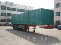 Jilu Hengchi PG9403XXY box body van trailer