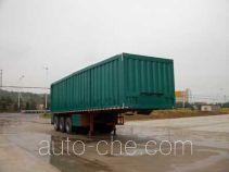Jilu Hengchi PG9406ZLJ garbage trailer