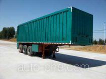 Jilu Hengchi PG9407ZLJ garbage trailer