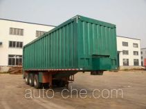 Jilu Hengchi PG9408ZLJ garbage trailer