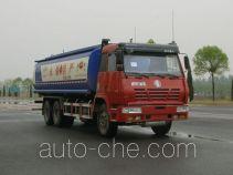 Jinbi PJQ5255GHYSX chemical liquid tank truck