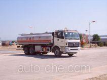 Jinbi PJQ5257GHY chemical liquid tank truck