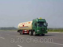 Jinbi PJQ5314GHY chemical liquid tank truck