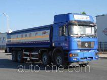 Jinbi PJQ5318GHY chemical liquid tank truck