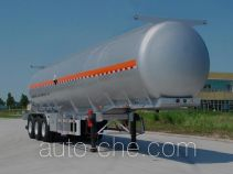 Jinbi PJQ9401GFW corrosive materials transport tank trailer
