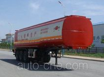 Jinbi PJQ9408GRY flammable liquid tank trailer