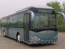 安源牌PK6112AGH型混合动力城市客车
