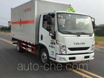 Pengxiang Sintoon PXT5040XYN fireworks and firecrackers transport truck