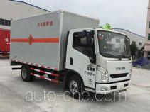 Pengxiang Sintoon PXT5070XYN fireworks and firecrackers transport truck