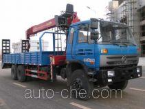 Pengxiang Sintoon PXT5250JSQ truck mounted loader crane