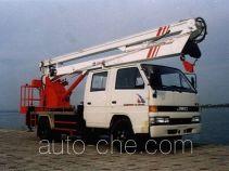 Puyuan PY5050JGKZ16 aerial work platform truck