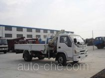 Puyuan PY5050JSQ truck mounted loader crane