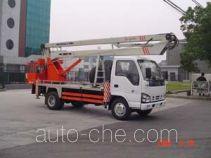 Puyuan PY5051JGKZ aerial work platform truck