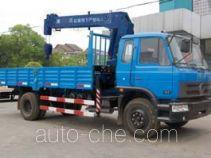 Puyuan PY5124JSQ truck mounted loader crane