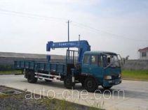 Puyuan PY5180JSQE truck mounted loader crane