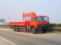 Puyuan PY5240JSQE truck mounted loader crane