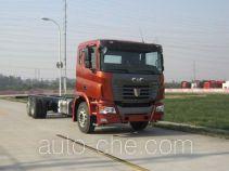 集瑞联合牌QCC1212D653-E型载货汽车底盘