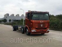 集瑞联合牌QCC1212D659-E型载货汽车底盘