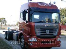 集瑞联合牌QCC1252D654-E1型载货汽车底盘