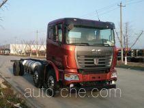 集瑞联合牌QCC1252N659-E型载货汽车底盘