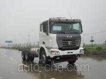 C&C Trucks QCC3252N654-E dump truck chassis