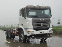 C&C Trucks QCC5252GJBD654-E concrete mixer truck chassis