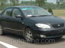 Двухтопливный легковой автомобиль BYD QCJ7160A/CNG