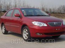 Двухтопливный легковой автомобиль BYD QCJ7160A3/CNG