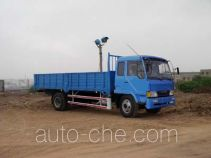 琴岛牌QD1080PK2L2型平头柴油载货汽车