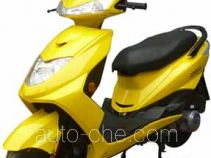 Qida QD125T-2L motorcycle, scooter