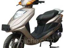 Qida QD125T-2P motorcycle, scooter