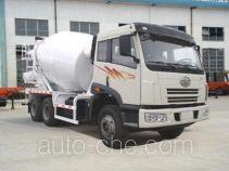 琴岛牌QD5250GJB型混凝土搅拌运输车