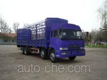 琴岛牌QD5290XXYP2K1L7T4-1型仓栅式厢式运输车