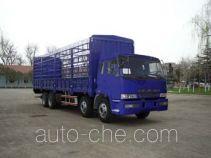琴岛牌QD5310XXYP2K1L7T4-1型仓栅式运输车